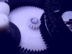 Low Friction Plastic Part