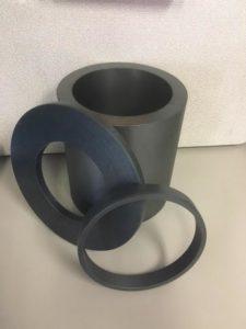 Machined Vespel Parts