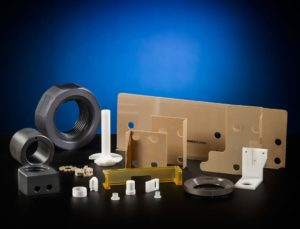 High temperature plastics