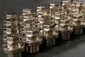 custom metal parts fabrication