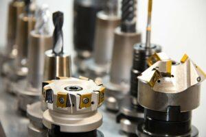 titanium milling