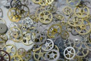 metal component manufacturers